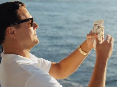 The Wolf of Wall Street shaping up nicely in new trailer