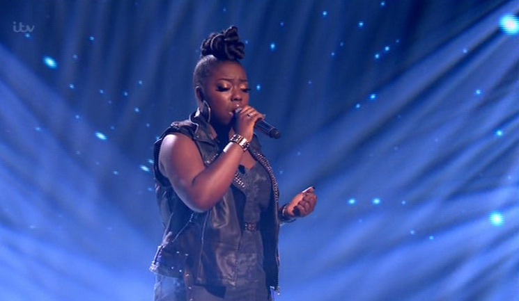 The X Factor 2013's Hannah Barrett: I lost my confidence when I ended up in the bottom two