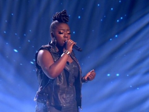 The X Factor 2013 results, week 3 – shock as Hannah Barrett is in the sing off but was Miss Dynamix the right act to be sent home?