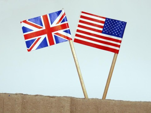 Happy Thanksgiving Day! Are you all-American or a True Brit? Play our game to find out