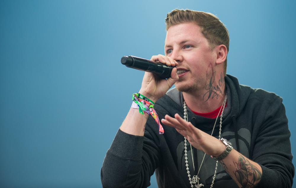 Professor Green arrested on suspicion of perverting the course of justice