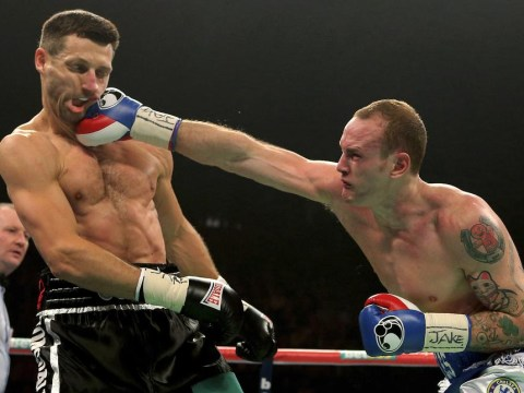 Gallant George Groves won a morale victory in and out of the ring