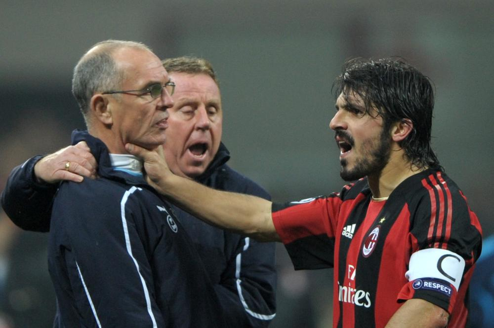Gennaro Gattuso set for Arsenal 'internship'