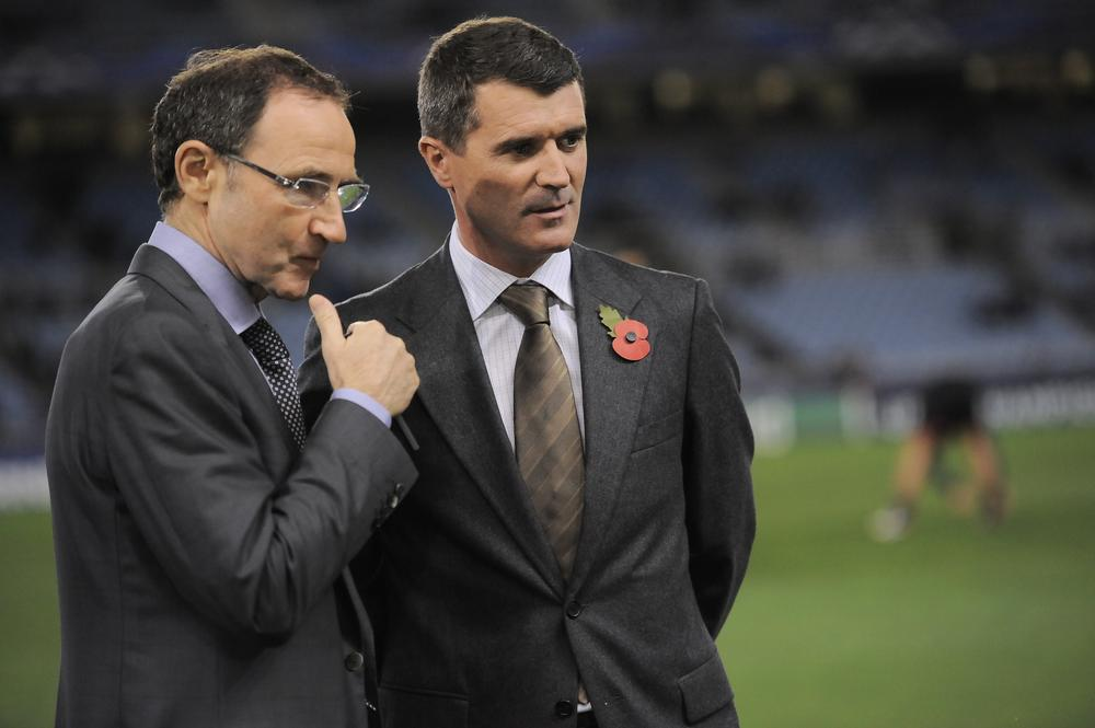 Martin O'Neill surprised Republic of Ireland No.2 Roy Keane was available