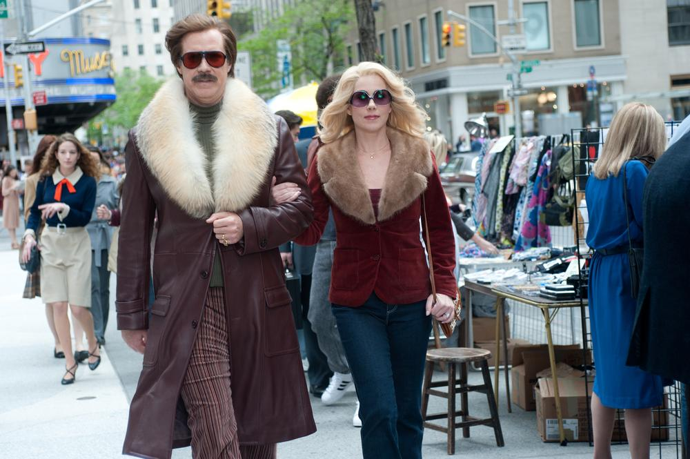 Will Ferrell reveals Meryl Streep was wanted for a part in Anchorman 2 and doesn't rule out Anchorman 3