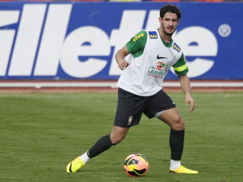 Arsenal want Brazil striker Alexandre Pato to bolster their attack in January
