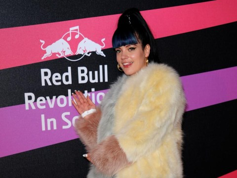 Lily Allen self-confirms for Glastonbury 2014