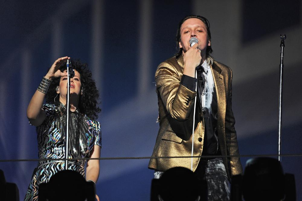 Arcade Fire to return to UK for huge show at Earl's Court