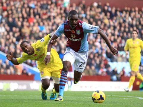 Christian Benteke's Aston Villa goal drought no shock for Paul Lambert
