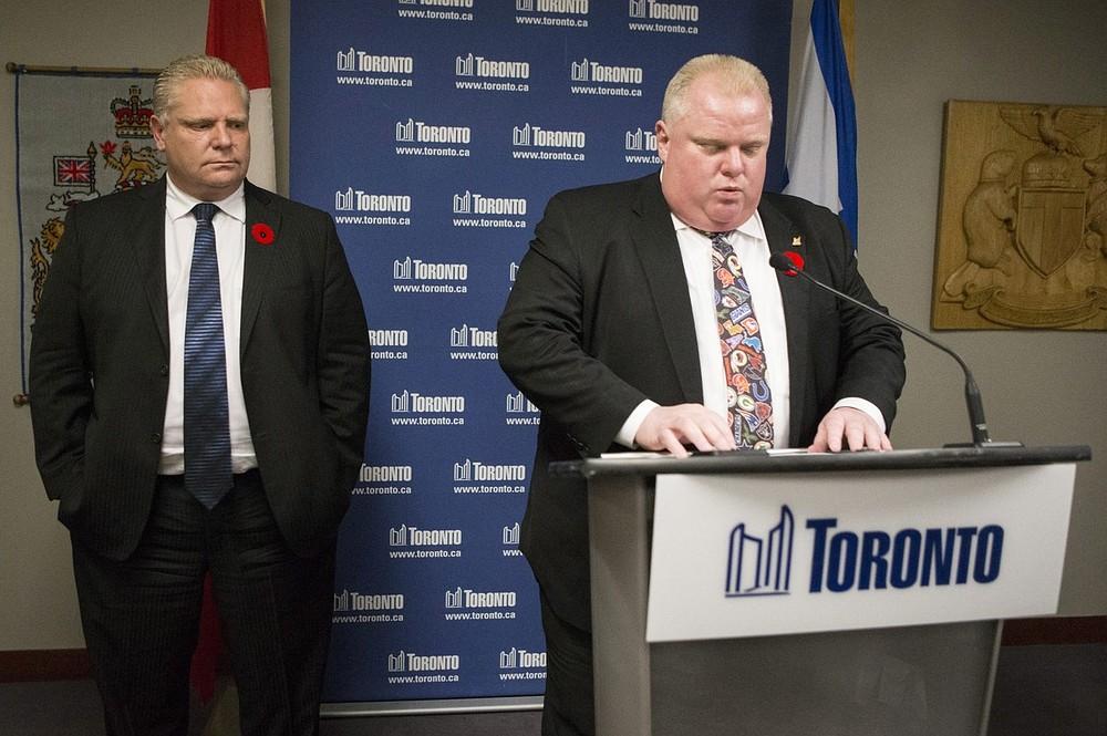 Toronto mayor: I smoked crack during drunken stupor