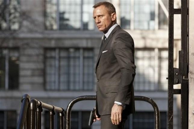 Daniel Craig, James Bond