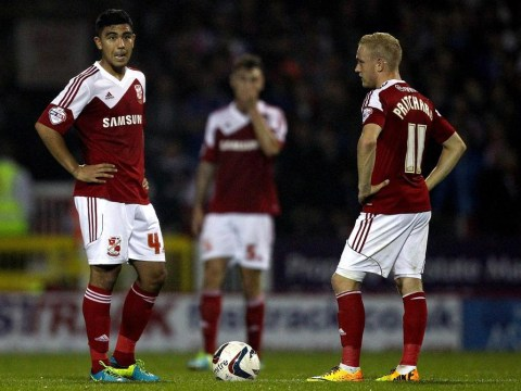 Swindon Town players to refund fans after FA Cup horror show at Macclesfield