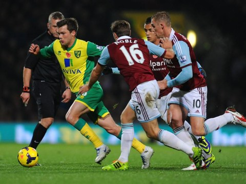 Jonny Howson sparkles as Norwich City show their battling qualities