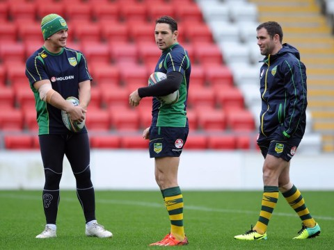 Beating New Zealand was not about revenge, says Billy Slater