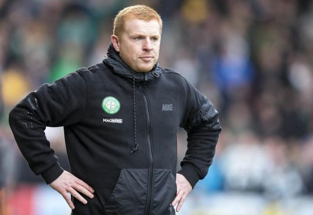 Neil Lennon Celtic FC
