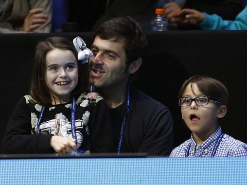 Top 10 celebrities at the O2 tennis: From One Direction's Niall Horan to Ronnie O'Sullivan and a whole host of Arsenal stars