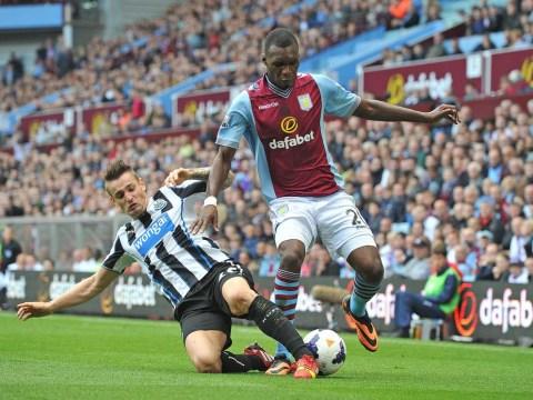Christian Benteke not jealous of Romelu Lukaku's goalscoring form