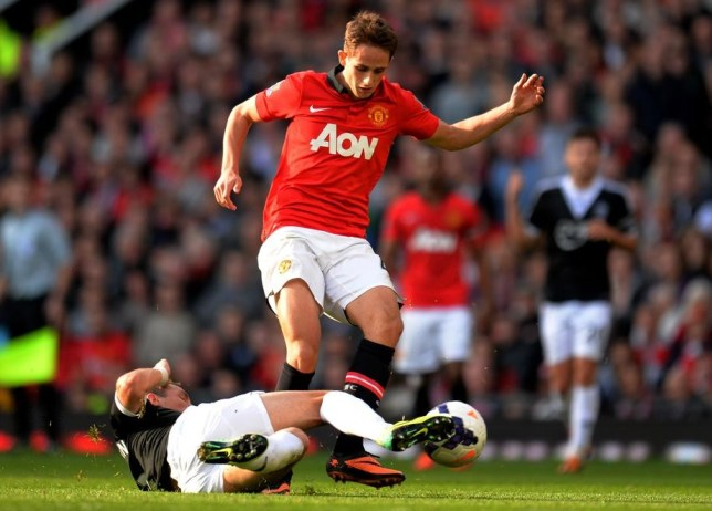 Adnan Januzaj's eligibility issue has caused controversy (Picture: Getty Images)