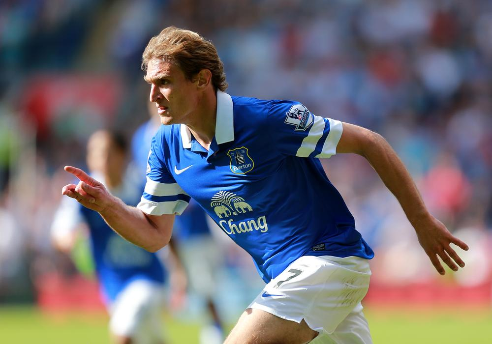 West Ham interested in Nikica Jelavic as Everton consider parting with Croatia forward