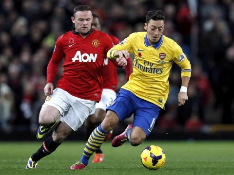 Wayne Rooney fires out title warning after Manchester United beat Arsenal