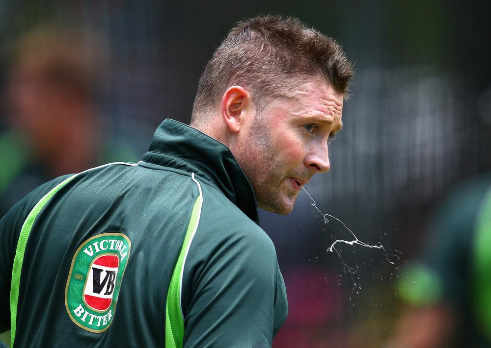 Ashes 2013-14: No pad vibes with 'good fella' James Anderson, says Michael Clarke