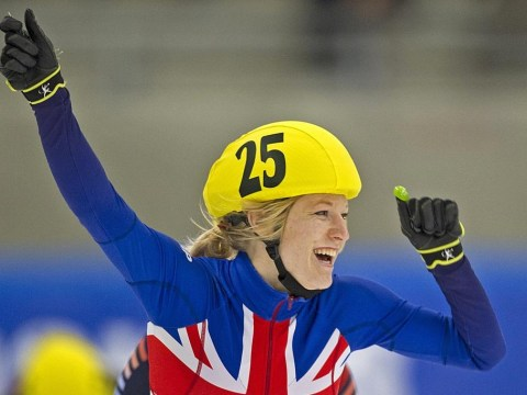 Elise Christie: My Olympic dream is still on despite horror World Cup crash in Kolomna