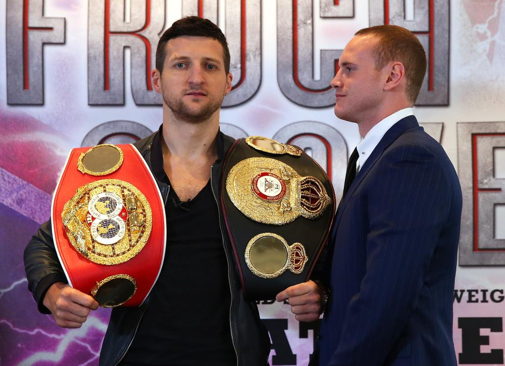 The Tipster: Carl Froch can beat George Groves in world title showdown