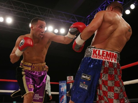 James DeGale: I'll prove that I'm ready to fight for a world title now