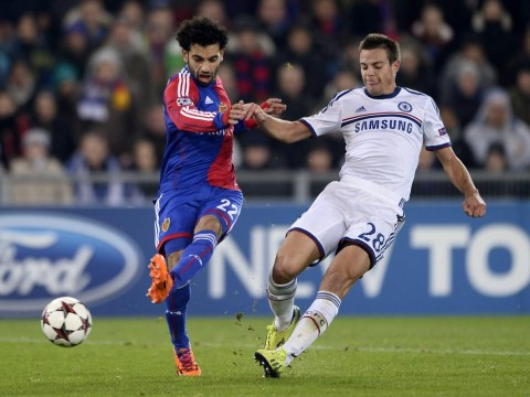 Basel ace Mohamed Salah admits desire to join Chelsea or Manchester United