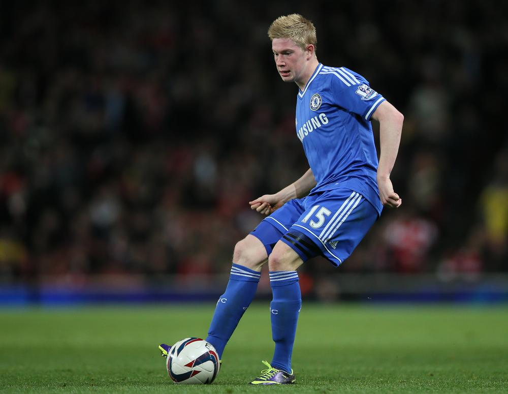 Kevin De Bruyne urged to quit Chelsea by Belgium boss Marc Wilmots