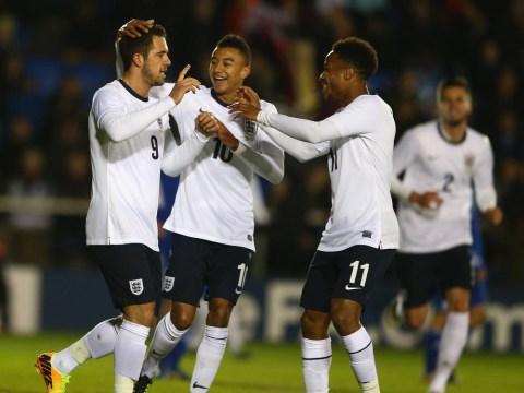 England Under-21s hit nine in San Marino mauling