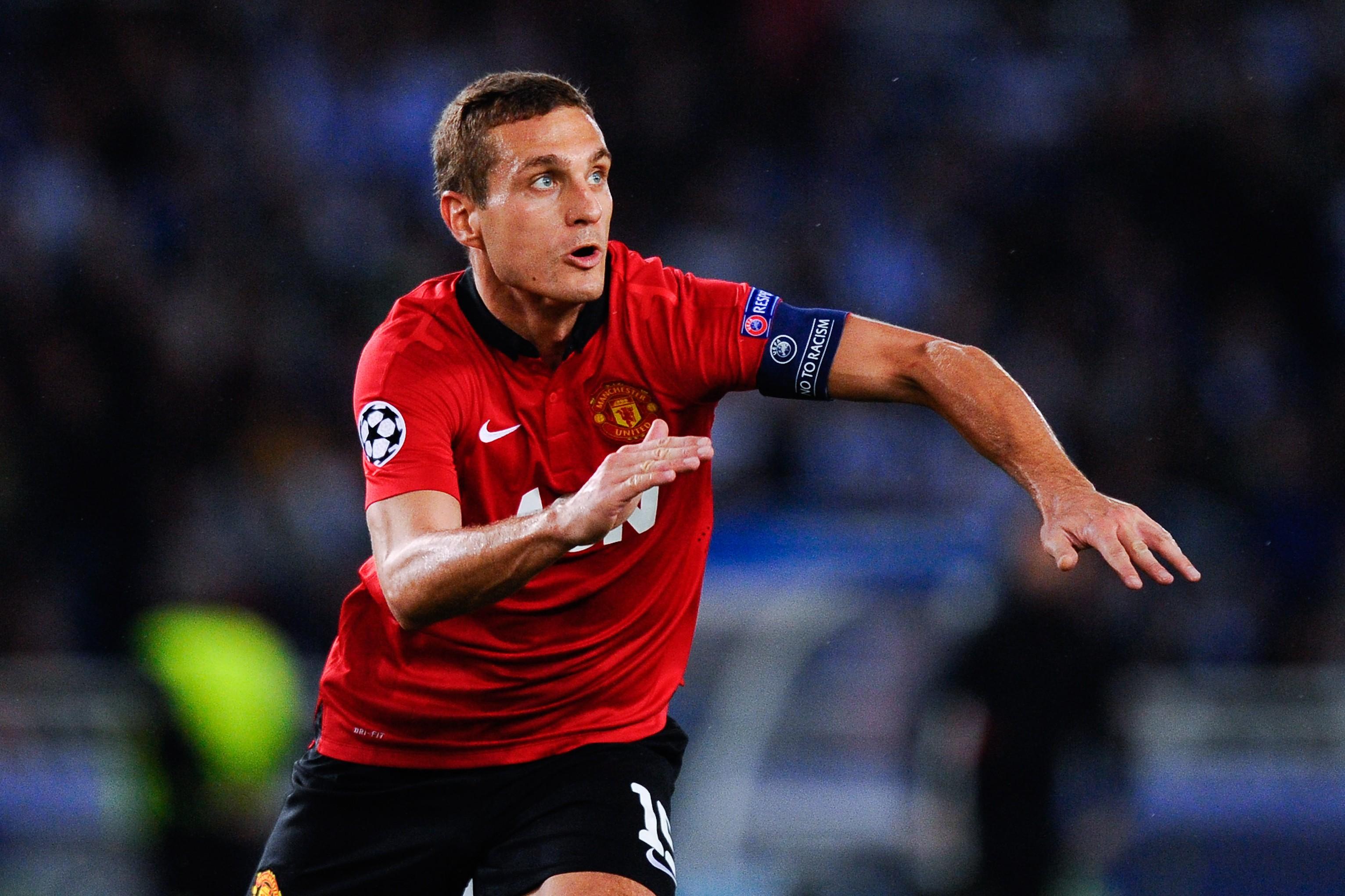 Nemanja Vidic set to snub Juventus to sign new Manchester United contract