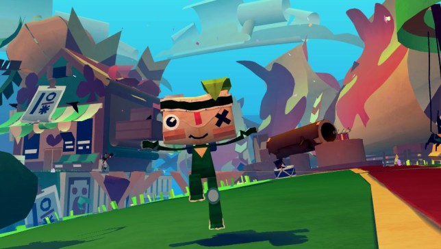 Tearaway - there's no such thing as a free console