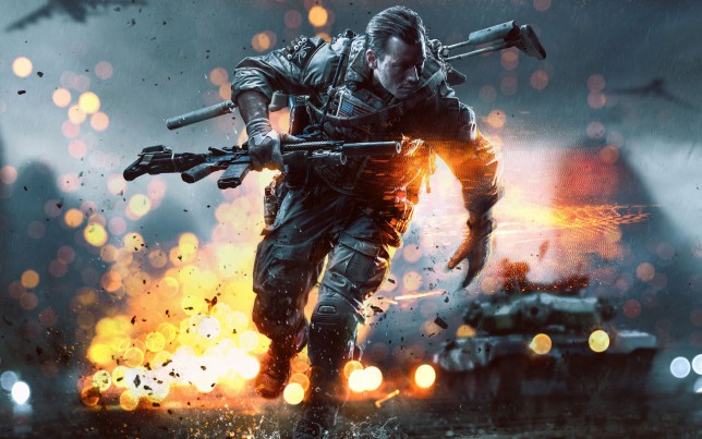 Battlefield 4 - just one more go