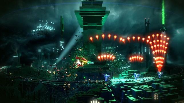 Resogun (PS4) - defending the PlayStation 4's honour