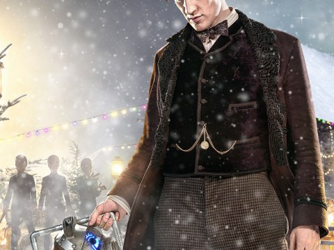 Doctor Who: Christmas Day must be the day of Matt Smith