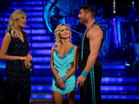 Strictly Come Dancing 2013 results, week nine: Ben Cohen gets the boot