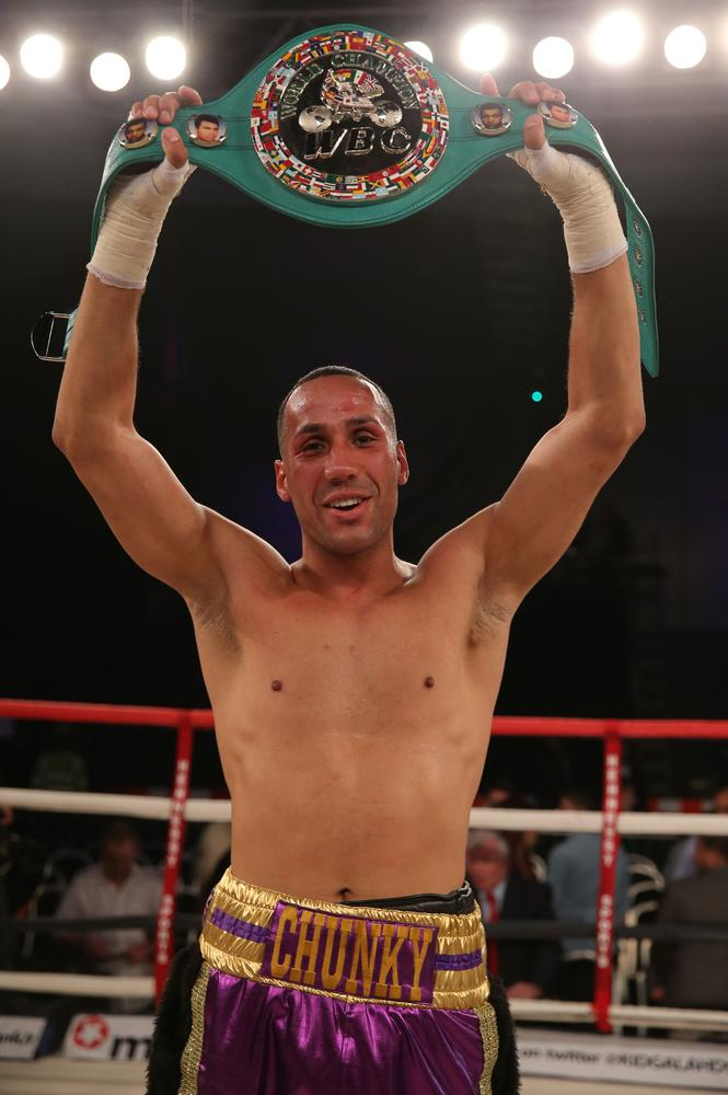 James DeGale closing in on world title shot after beating Dyah Davis