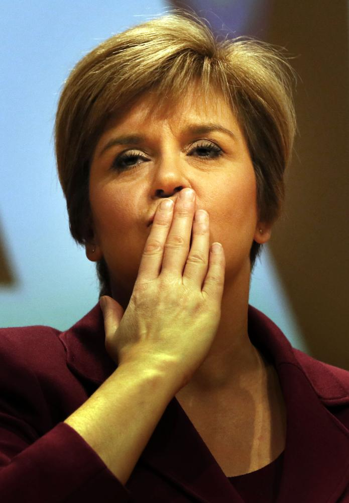 Legislation to hold Scottish independence referendum passed