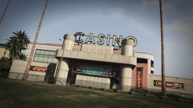 GTA Online - it looks like the casino might be opening very soon indeed