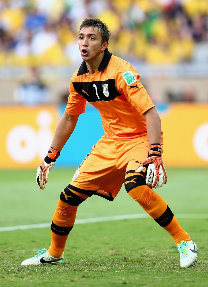Galatasaray happy to sell Fernando Muslera to Manchester City for £25million