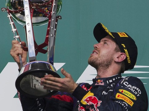 F1 debrief: History man Sebastian Vettel calls the shots again in United States Grand Prix