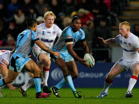 England rally to see off Fiji and make quarter-finals of World Cup