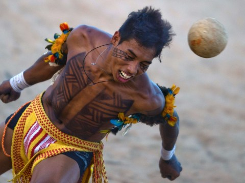 Gallery: International Games of Indigenous Peoples Brazil 2013