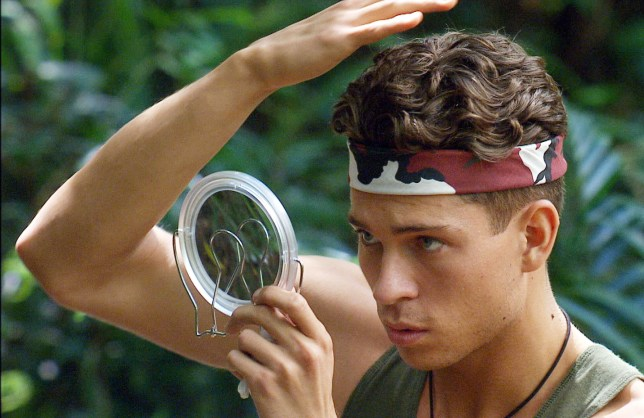 Joey time:  Joey Essex  'I'm A Celebrity Get Me Out Of Here' TV Programme, Australia - 18 Nov 2013 Photo by ITV/REX