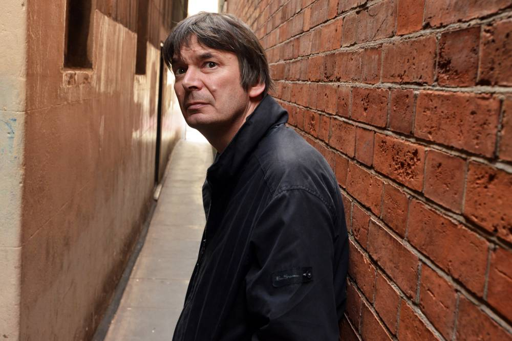 Ian Rankin: I don't know if I could kill Rebus. That would be very cruel