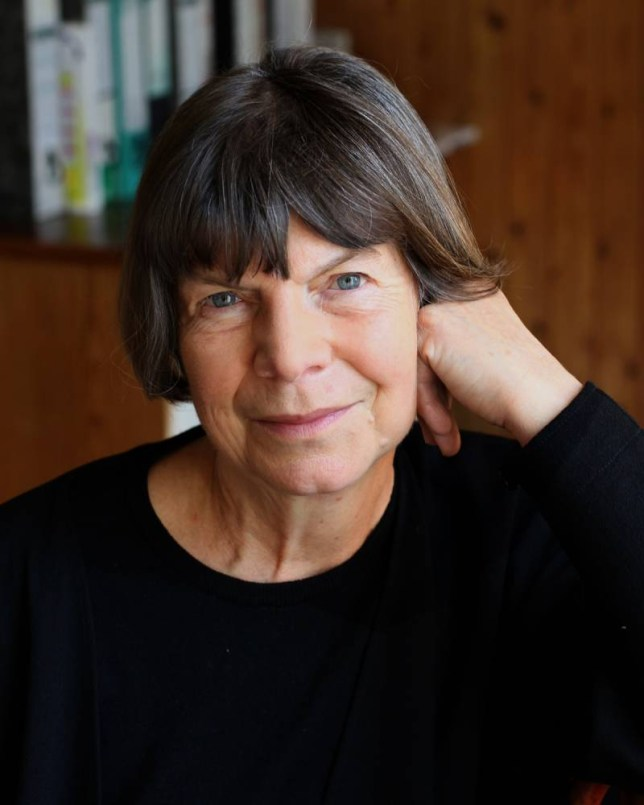 Margaret Drabble's new novel The Pure Gold Baby takes its name from a Sylvia Plath poem (Picture: Ruth Corney)