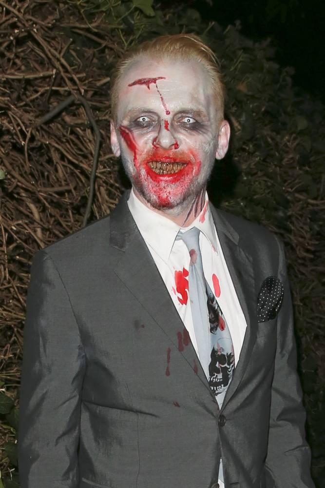 Gallery: Jonathan Ross's Spooktacular Halloween Bash