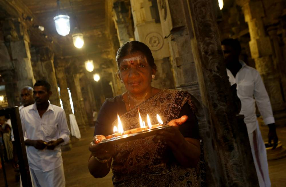 Gallery: In celebration of Diwali – the festival of lights