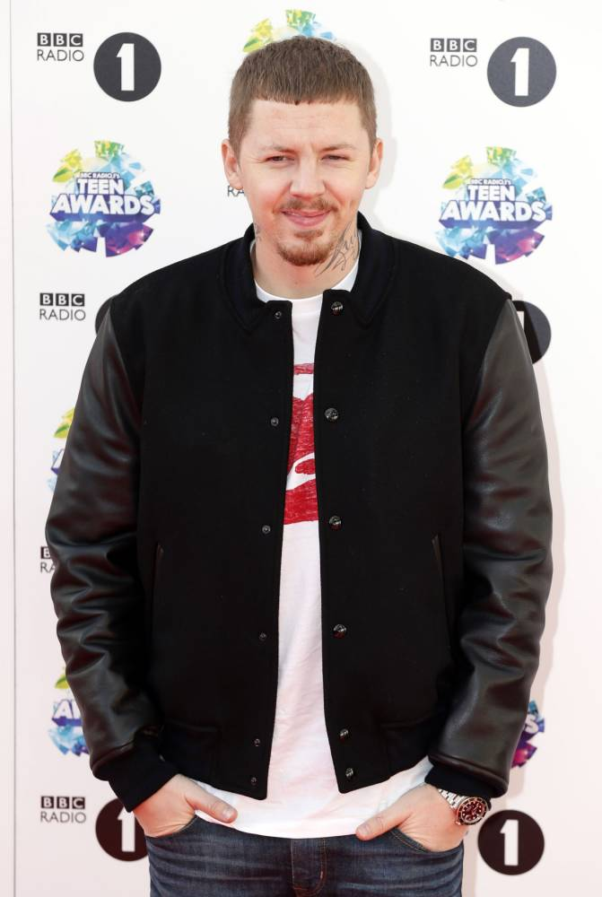 Professor Green charged with drink-driving and facing court date after incident near his home